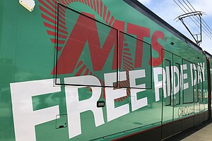 For One Day, Public Transit Will Be Free Across San Diego...