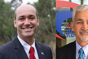 Photo for Businessman And Math Teacher Compete For San Diego Unified School Board
