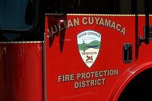 Julian-Cuyamaca Voters Deciding Future Of Volunteer Fire ...