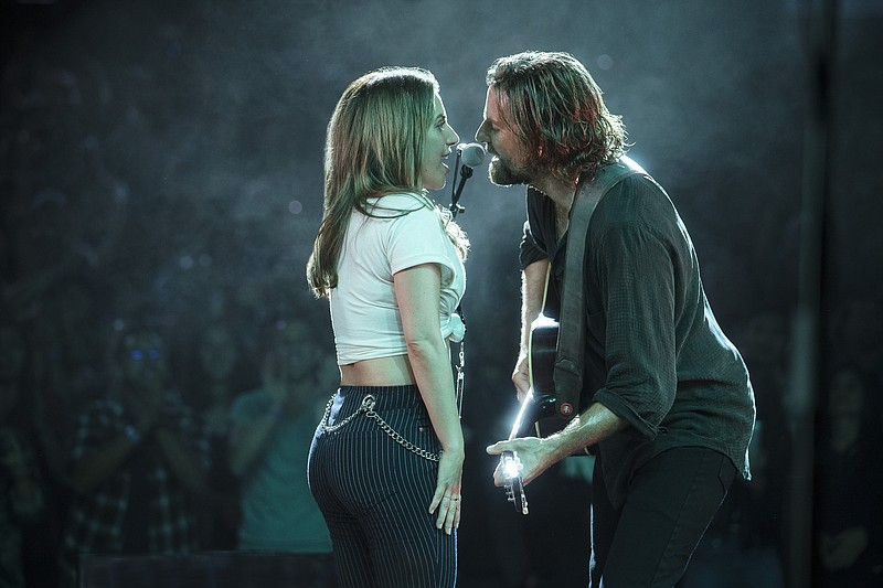 New 'A Star Is Born' Features Lady Gaga | KPBS