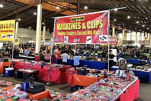 Assembly Passes Gun Show Ban At Del Mar Fairgrounds