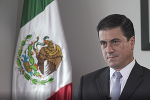 Top Mexican Diplomat Defends US-Mexico Collaboration To C...