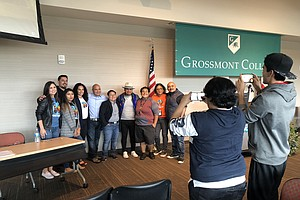 Photo for Poet On Helping Undocumented Students: Pass The Mic