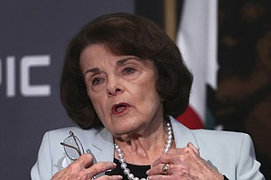 Photo for After Criticism, Feinstein To Step Down As Top Judiciary Dem