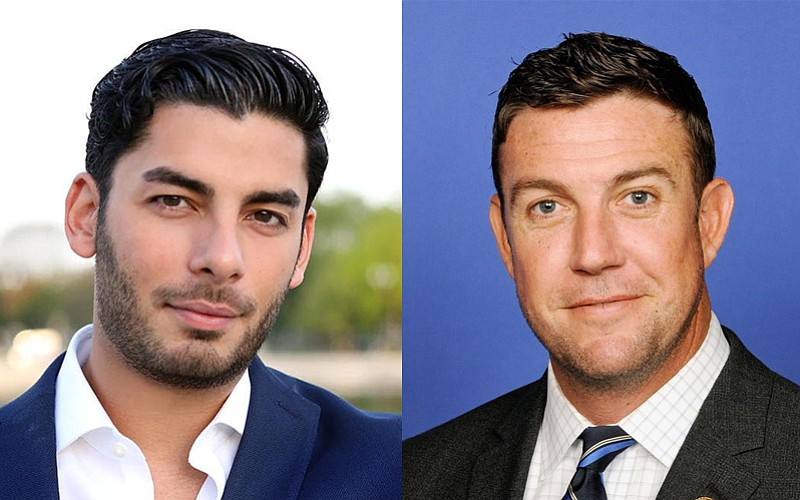 50th Congressional District candidates Democrat Ammar Campa-Najjar and Republ...