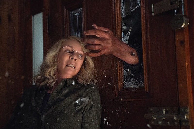 Halloween 2020 Laurie Escape New 'Halloween' Lets Michael Myers Escape For One More Killing