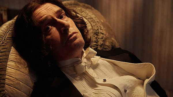 Rupert Everett plays playwright and poet Oscar Wilde in