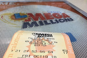 Ticket With Five Numbers For World-Record Lottery Sold In...