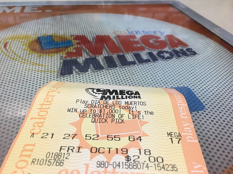 Ticket With Five Numbers For World-Record Lottery Sold In