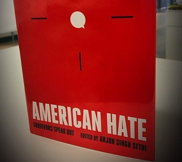 Cover of American Hate: Survivors Speak Out by Arjun Sethi on Oct, 24,2018