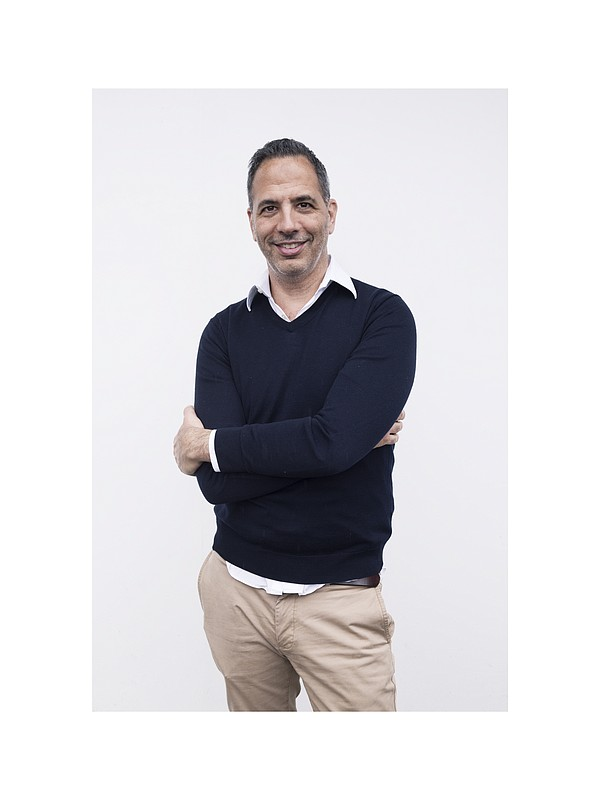 Author Yotam Ottolenghi is shown in this undated photo.