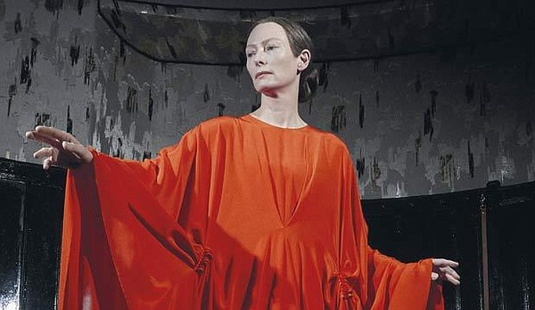 Tilda Swinton excels as Madame Blanc in the remake of