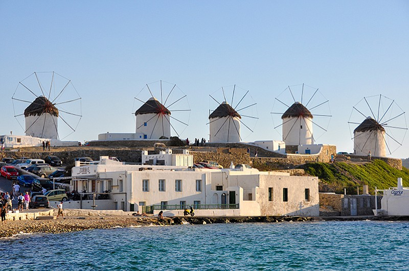 Rick Steves Europe Greek Islands Santorini Mykonos And