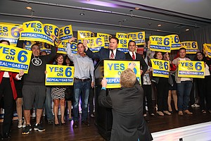 Photo for  Californians Reject Proposal To Repeal Fuel Tax Hike