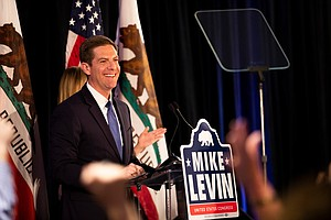 Photo for Democrat Mike Levin Wins 49th Congressional District