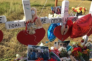 Photo for One Year After Texas Church Shooting, Families Want The Air Force Held Accoun...