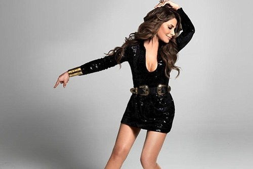 A 2018 promotional photo of musician Paula Abdul.
