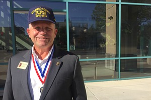 Escondido VFW Commander Named San Diego County Veteran Of...