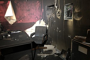 Police: Arson Fire At Chula Vista Nonprofit Was Not Polit...