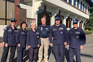 Scripps Health to Send Second Medical Response Team to He...