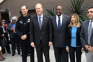 Photo for Mayor Faulconer Appoints Two Citizen Advisers To Public Safety Advisory Boards