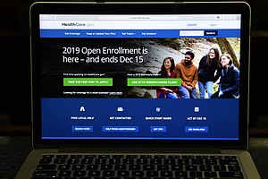 Photo for Many Who Buy ACA Health Plans For 2019 Find Lower Prices And More Choice