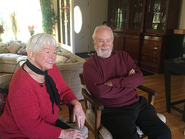 Carol and George Law received a flier twice offering to b...