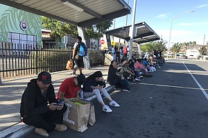 Photo for How Shutting Down San Ysidro Border Crossing Impacts Region's Economy