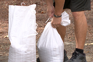 Photo for County Offers Free Sandbags Ahead Of First Major Rainfall
