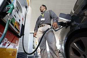 San Diego County Average Gas Price Drops For 20th Consecu...
