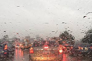 Weekend Storm Headed To San Diego Area