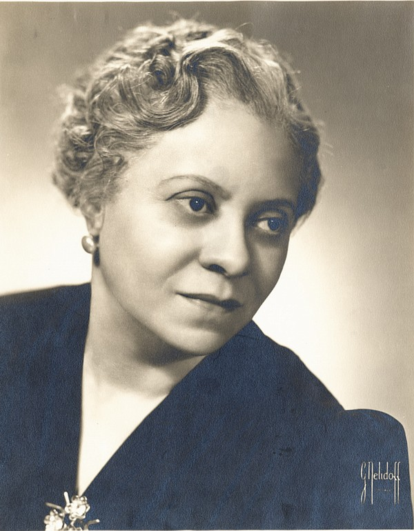 Florence Price in an undated photo.