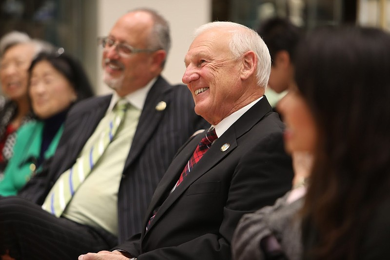 San Diego County Supervisor Ron Roberts is seen in this undated photo.