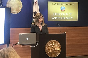 San Diego DA Releases Video Of Officer Involved Shootings...