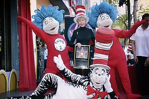 Audrey Geisel, Widow Of Dr. Seuss, Dead At 97
