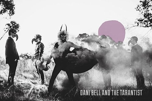 A photo of the band Dani Bell and the Tarantist.