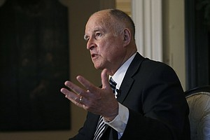Photo for Jerry Brown's Legacy: Climate, California Budget And More