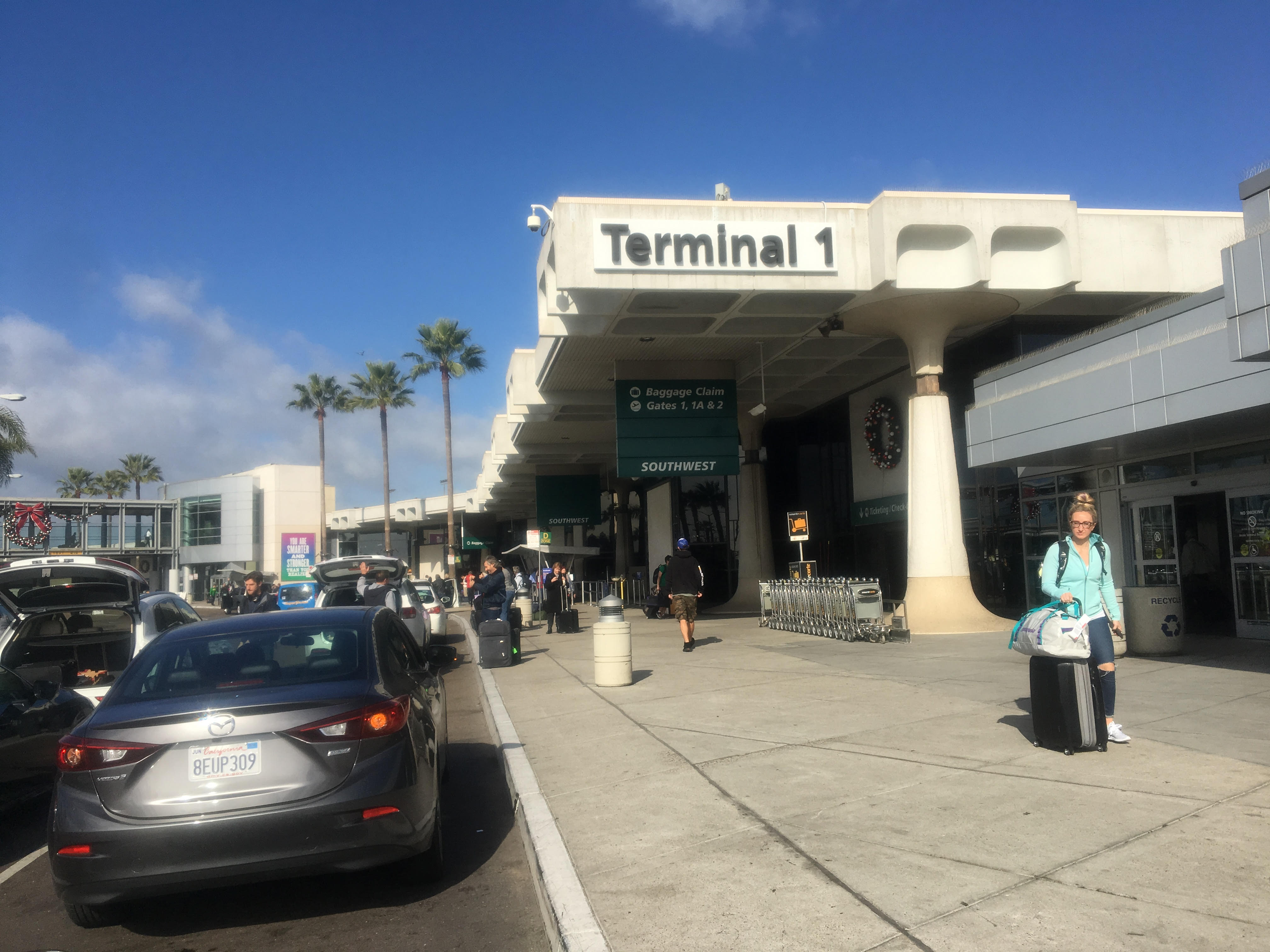 Roundtable: San Diego Airport's Crowded Terminal 1 Due For $3B Makeover