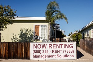 More Than Half Of San Diego County Renters Are Burdened B...