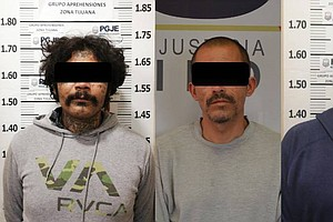 Photo for Arrests Made In Execution-Style Killings Of San Diego Teens In Tijuana