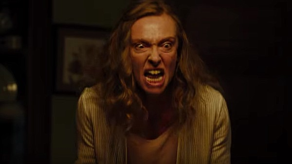 Toni Collette gave the year's best performance of any act...