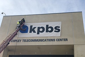 Photo for After 28 Years, KPBS Unveils New Logo