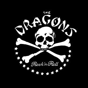A promotional graphic for The Dragons, a San Diego-based ...