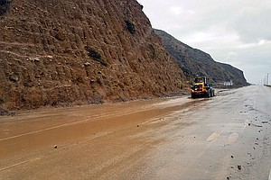 Photo for California Storms Bring Fear Of Devastating Mudslides