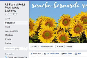 Rancho Bernardo Moms Turn To Facebook To Help Furloughed ...