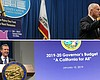 Former California Gov. Jerry Brown favored post...