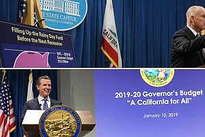 Photo for In Style And Substance, Gavin Newsom Goes His Own Way
