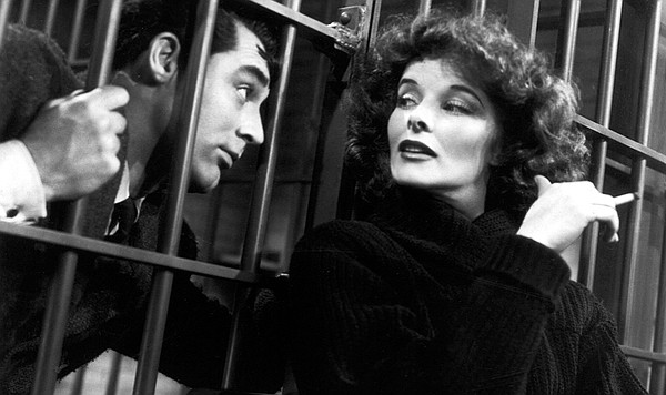 Cary Grant and Katherine Hepburn make romance fun in the ...
