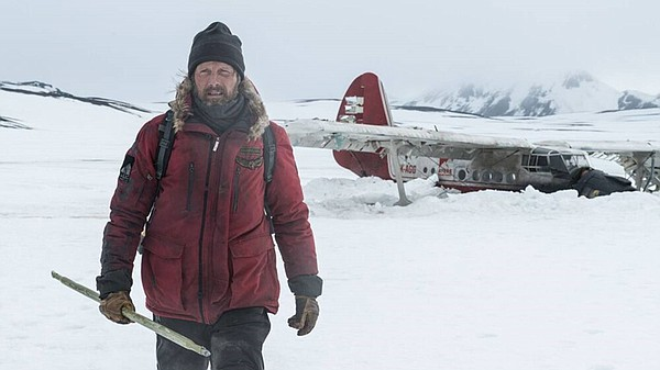Mads Mikkelsen stars as a man stranded in the frozen tund...