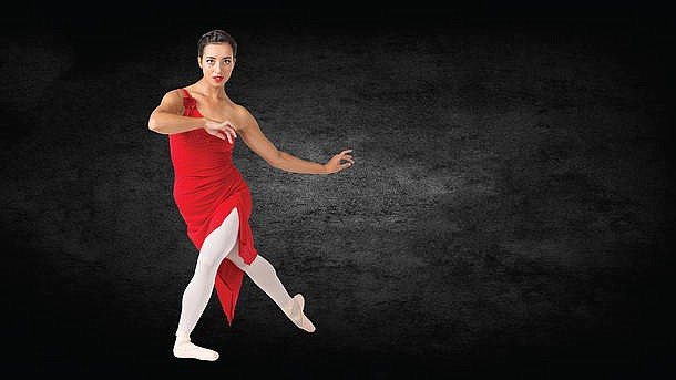A promotional photo from San Diego Ballet's Ritmos Latinos 2019.